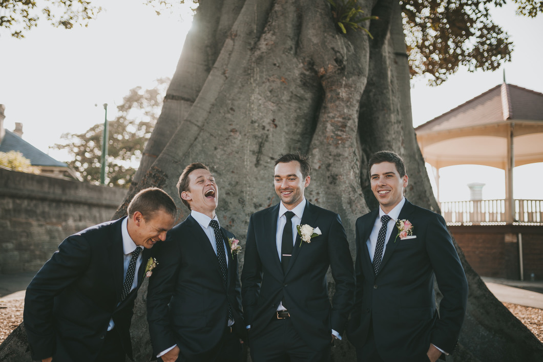 Chilled Out Relaxed Sydney Wedding-10116