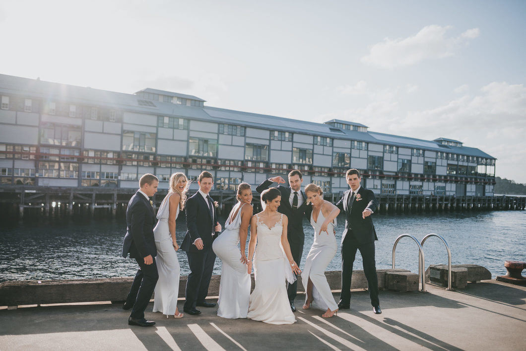 Chilled Out Relaxed Sydney Wedding-10143